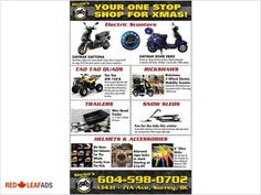 CHRISTMAS SPECIALS THAT JUST CAN NOT BE BEAT BIKES + MORE OPEN HOUSE ALL WEEK EVEN SATURDAY COME ON BY YOU WILL BE GLAD YOU DID .CALL 604-598-0702 DARE TO COMPARE AND WE KNOW YOU ... Christmas Specials, Helmet Accessories, Vancouver British Columbia, 3rd Wheel, Open House, Bike, Canning, Places, Bicycle