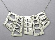 Bridge Necklace by Hadar Jacobson