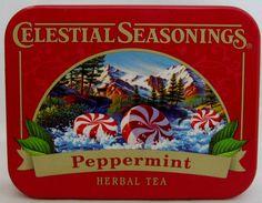 Details about Celestial Seasonings Natural Peppermint Herbal Tea