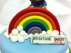 Rainbow & Logo