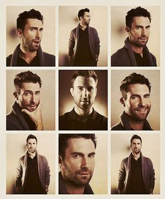 """""""I do believe that I deserve what I have. I don't think I'm entitled to it. That's a big difference.""""   Adam Levine"""