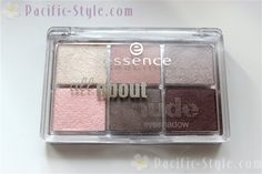 I really enjoy this eyeshadow palette from essence! Quality-wise, this is a step up from the palettes they used to make! Eyeshadow Palette, Nude, Products, Gadget