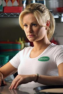 True Blood...  Sookie Stackhouse, you little temptress, you