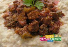 Hünkar Beğendi Tarifi  Hünkar Beğendi Tarifi,et yemekleri,yemek tarifleri,hünkar beğendi yapılışı,hünkar beğendi nasıl yapılır,kebab,кебаб http://www.renkliyemektarifleri.com/hunkar-begendi-tarifi
