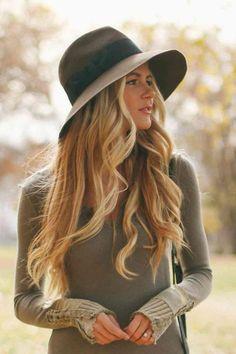 inspiracion sombreros - Style Lovely
