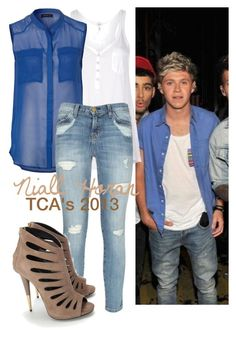 """""""Niall Horan - TCA's"""" by shannonstyles ❤ liked on Polyvore"""