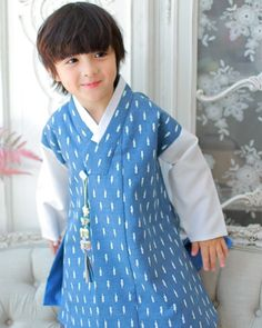 남아한복(BOY HANBOK) Korean Hanbok, Korean Dress, Polka Dot Top, Babies, Boys, Cute, Clothes, Dresses, Women
