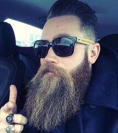 "goodoldboyslifestyle: ""Strong reps from our newest @goodoldboyslifestyle ambassador, the boy @danielwth! http://ift.tt/1jXmbno WE SHIP WORLDWIDE! #clothing #streetwear #fashion #beard #hair #style #lifestyle #men #goodoldboys #family #tash #custom..."