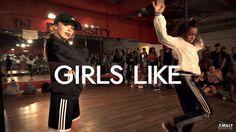 Get the TUTORIAL: http://tmillytutorials.com/girlslike Preview it here: https://youtu.be/DwZcFIRviV8 Tinie Tempah - Girls Like ft. Zara Larsson - Choreograph...