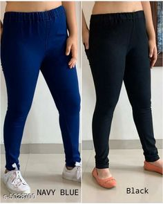 Checkout this latest Jeggings Product Name: *Stylish Designer Women's Jeggings ( Pack Of 2 ) * Fabric: Denim  Waist Size: L - -Waist - 30 in Hip - 36 in Length - 42 in  XL -- Waist - 32 in Hip - 38 in Length - 42 in  XXL -- Waist - 34 in Hip - 42 in Length - 42 in  XXXL -- Waist - 36 in Hip - 44 in Length - 42 in  4XL -- Waist - 38 in Hip - 46 in Length - 42 in  5XL -- Waist - 40 in Hip - 48 in Length - 42 in Length: Up To 42 in  Type: Stitched  Description: It Has 2 Pieces of Women's Jeggings  Pattern: Solid  Country of Origin: India Easy Returns Available In Case Of Any Issue   Catalog Rating: ★4.4 (2571)  Catalog Name: Piya Stylish Designer Women's Jeggings Combo Vol 12 CatalogID_738877 C79-SC1033 Code: 147-5028700-7302