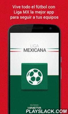 Liga Mexicana De Futbol  Android App - playslack.com ,  ¡Bienvenido a Liga Mexicana! La mejor aplicación para seguir en vivo los torneos del fútbol mexicano, copas internacionales y ligas de europa con jugadores mexicanos. Sigue los partidos, lee las últimas noticias y recibe las novedades minuto a minuto.Elige además los equipos de los que quieres mantenerte informado y diariamente recibirás las noticias más importantes. Liga Mexicana es una aplicación de noticias gratuita que te acerca en…