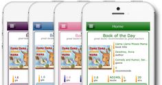 Level It --- view the Guided Reading, Grade Level Equivalent, DRA, and Lexile levels for the book.  For iPad and iPhone.