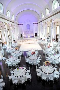 Vibiana Wedding Reception | Kelsey Events | Jim Kennedy Photographers