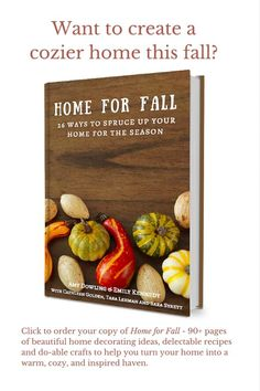 Home For Fall E-Book