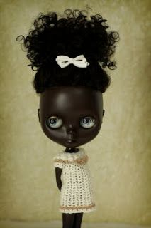 My Black is Beautiful Born to Blythe: December 2009