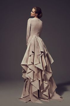 Fashion | Ashi Studio F/W 2015 Haute Couture Curated by www.partiespearlsandbeingprecious.com