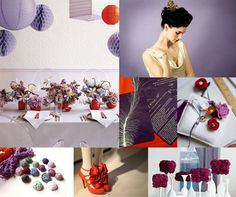 purple-red-orange-wedding-inspiration-board