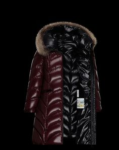 Moncler ALBIZIA in Long outerwear for women: find out the product features  and shop now directly from the Moncler official Online Store.