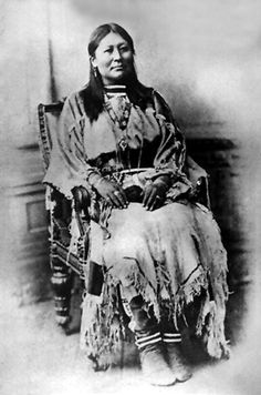 beautiful native american prints | Chief Ouray Pictures