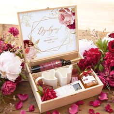 Maila, Wedding Decorations, Projects To Try, Gift Wrapping, Impreza, Diy, Gifts, Inspiration, Crates