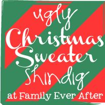 Family Ever After....: {Ugly Christmas Sweater Party} Ideas