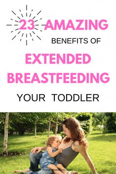 There are tons of benefits of extended breastfeeding toddlers and older kids. Use these benefits as tips to help you keep going even past the baby stage so you can provide tremendous nutrition and emotional benefits to your growing child. Breastfeeding Toddlers, Extended Breastfeeding, Breastfeeding Tattoo, Breastfeeding Problems, Breastfeeding Quotes, Weaning Breastfeeding, Breastfeeding Pictures, Breastfeeding Benefits, Breastfeeding Positions