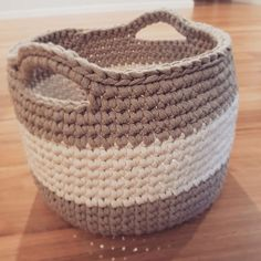 big basket with handles nordico homewares homewaresmelbourne madeinmelbourne crochet