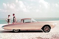 Oldsmobile Golden Rocket, 1956
