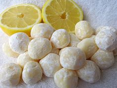 Sugarcoated: White Chocolate Lemon Truffles