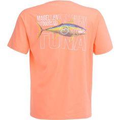 Magellan Outdoors Men's Mosaic Tuna T-shirt