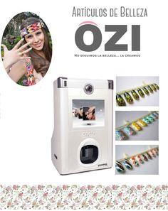 A partir del 4 de abril 2016, OZI abres las puertas a la aplicación de uñas con tecnología avanzada!!  5 135 06 43,