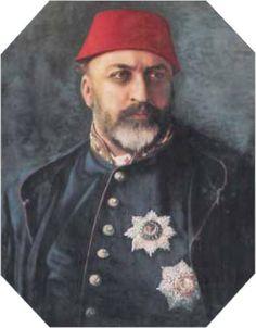 Sultan Abdulaziz I - Pertevniyal Sultan - Vikipedi-Pertav-Nihâl Sultan'ın oğlu Abdülaziz Han.