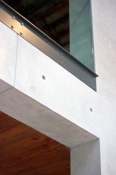 Inspiration: Tadao Ando, Pinault Foundation, Punta della Dogana, Venice. Material inspection. Photo credits: abitudinicreative.com.