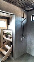 Loma-asuntomessut 2014 Kalajoki - finnish sauna & bathroom