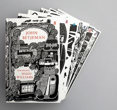 Faber Poetry Covers