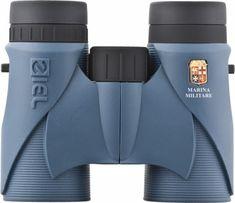 Binocoli Ziel serie Z-NAV 8x32ww / 10x32 / 8x25 / 10x25 - blu. Approvati dalla MARINA MILITARE ITALIANA. Visita il nostro sito per maggiori dettagli  www.fotomatica.it | info@fotomatica.it