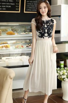 Gianna dress-Asianoutfitters