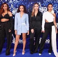 Little mix at the global awards 2018