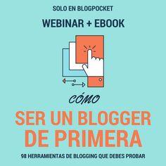 Cómo ser un blogger de primera: 98 herramientas de blogging que debes probar via @blogpocket