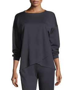 Co Woman One-shoulder Ruffled Stretch-knit Top Black Size XS Co Outlet Best Seller Buy Cheap Finishline Pick A Best For Sale iV9KbX5ys