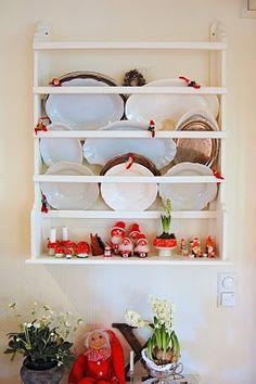 i heart a plate rack