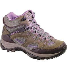 Salida Mid Waterproof - Women's - Hiking Boots - J48320 | Merrell