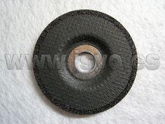 Disco cóncavo Stayer ® ref.: 50.339 Ø115x6,4x22,2mm - Muela para aplicaciones generales de desbastado de metales ferrosos y no ferrosos. www.jsvo.es