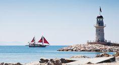Alanya tarjoaa lomakohteena kaikki ainekset onnistuneeseen lomaan. Eloisan suurkaupungin mahdollisuudet ovat vertaansa vailla. Kaupunkia reunustavat pitkät rannat, joiden palveluista nautitaan kesäpäivinä. Lapsille tekemistä riittää, siitä pitävät huolen mm. vesipuistot. #Alanya #Turkki #aurinkomatkat
