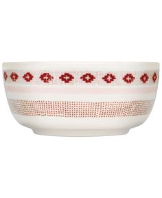 Iittala Dinnerware, Sarjaton Holiday Collection Bowl
