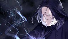Professor Severus Snape, Harry Potter Severus Snape, Severus Rogue, Harry Potter Puns, Harry Potter Anime, Harry Potter Fan Art, Harry Potter Universal, Harry Potter Characters, Hogwarts Mystery