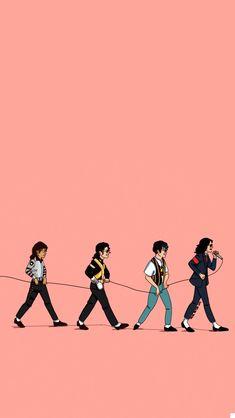 Michael Jackson war zweifellos der King of Pop, mein Lieblingslied ist Thriller Michael Jackson Bad, Michael Jackson Poster, Michael Jackson Wallpaper, Jackson 5, Michael Jackson Kunst, Michael Jackson Drawings, Lines Wallpaper, Music Wallpaper, Tumblr Wallpaper
