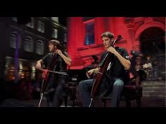 So f'ing cool!  2CELLOS - You Shook Me All Night Long (Live)
