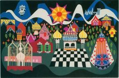 Inside the Fantastic World of Disney's Most Famous Art Director - Mary Blair