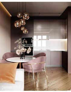 The best Luxury kitchen – Las mejores cocinas What is Decoration? Decoration could be the … Modern Kitchen Design, Interior Design Kitchen, Modern Kitchens, Contemporary Kitchens, Rustic Kitchens, Interior Modern, Modern Luxury, Interior Design Living Room, Living Room Decor
